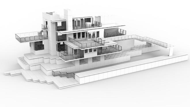 Curbed National: Design Your Dream Home with Customizable 'Fancy Legos'