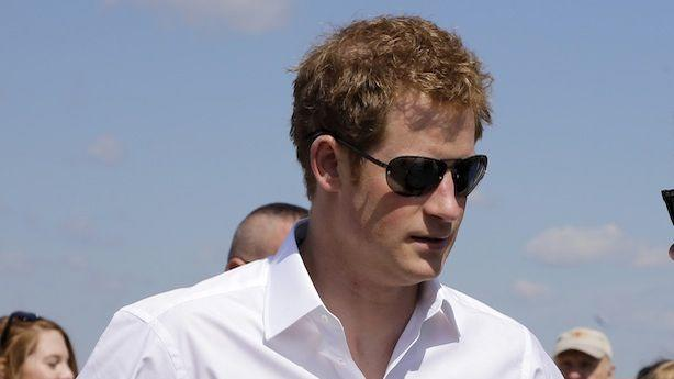 Prince Harry Might Have a New Lady Fair