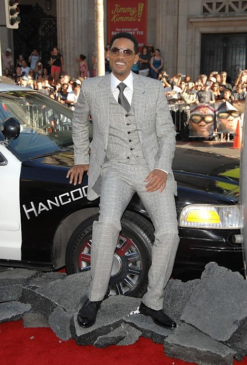 Hancock Premiere 2008 Will Smith
