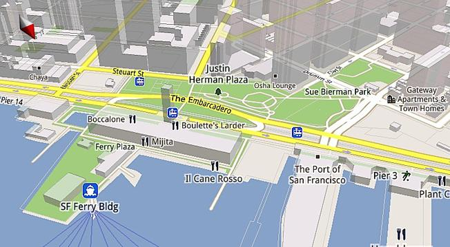 Details leak for Google's iOS 6 Maps application