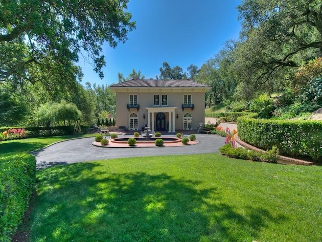 In the 94957 ZIP, the priciest Yahoo! Homes listing is this $12.5 million manor, built about a century ago. Click to see more photos and details.
