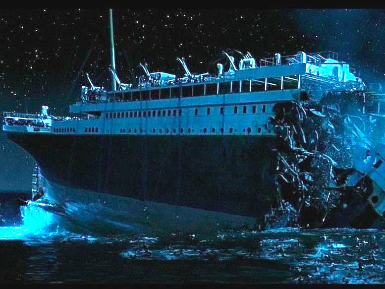 ALBERT EDWARDS: The global economy is like the Titanic and it is about to sink 'below the icy waves'