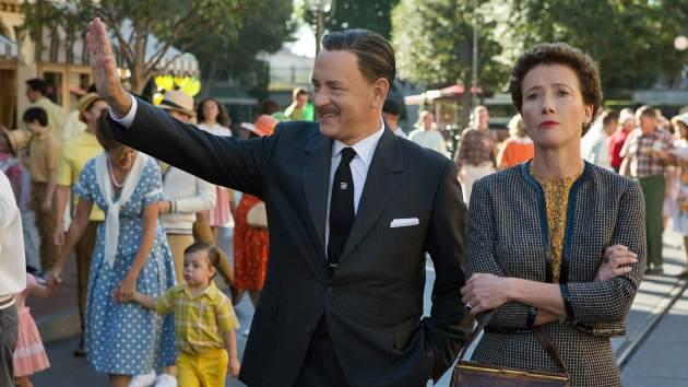 Saving Mr. Banks -- Walt Disney Studios