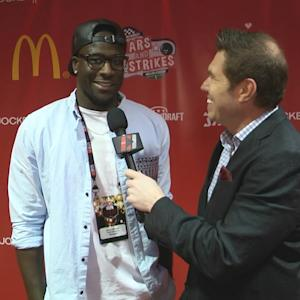 Michigan's Devin Gardner In Chicago For NFL Draft