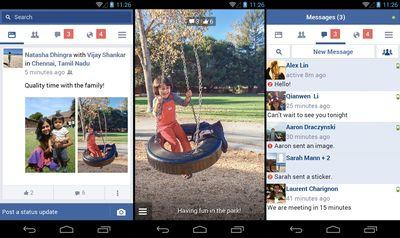Facebook's new app for developing countries is just 252KB