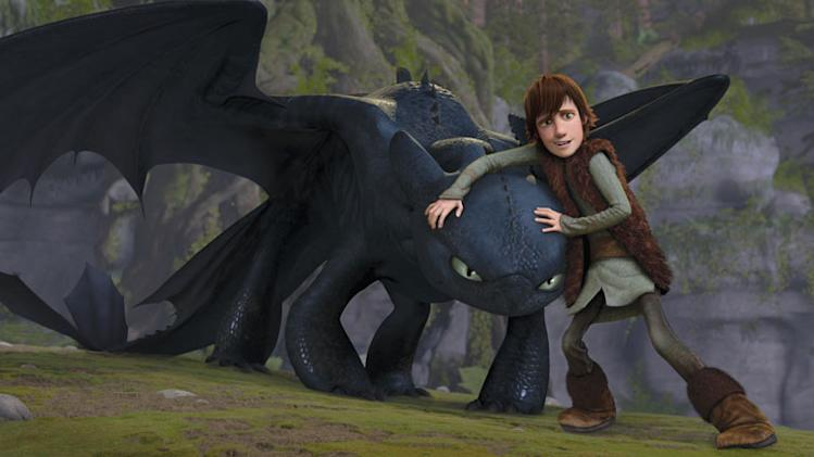 How to Train Your Dragon Production Photos 2010 Dreamworks