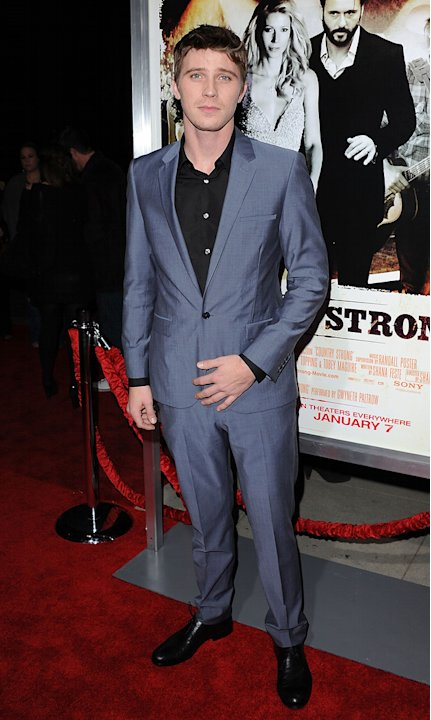 Country Strong LA Premiere 2010 Garrett Hedlund