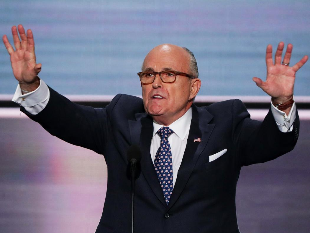Rudy Giuliani slams Beyoncé's VMAs performance: It was 'a shame'