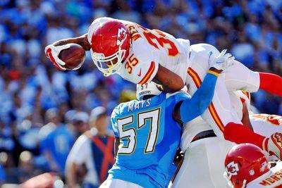 Charcandrick West, Jarvis Landry headline Week 12 NFL injury report