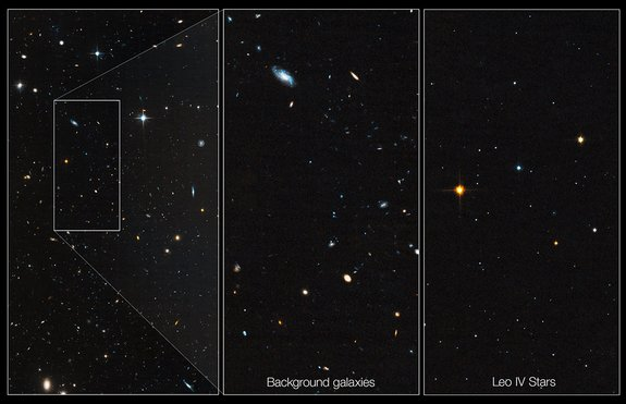 'Ghost Galaxies' of Early Universe Seen by Hubble Telescope