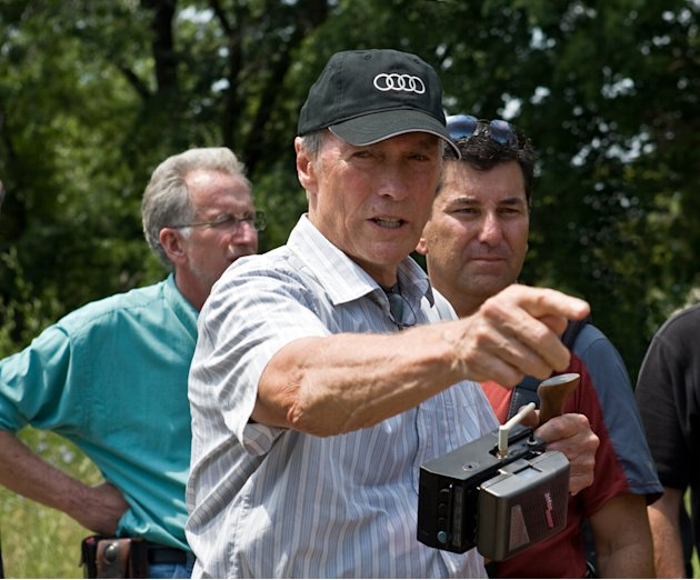 Director of Photography Tom Stern Director Clint Eastwood Camera Operator Steve Campanelli Gran Torino Production Stills Warner Bros. 2008