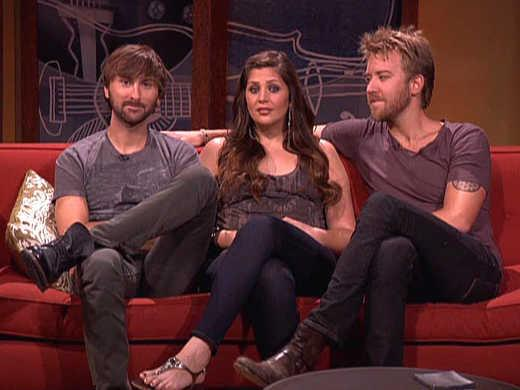 5 Things About Lady Antebellum