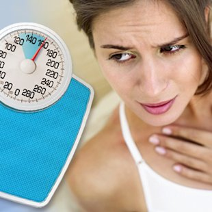 Can't Stop Gaining Weight? Signs Your Thyroid's Gone Haywire