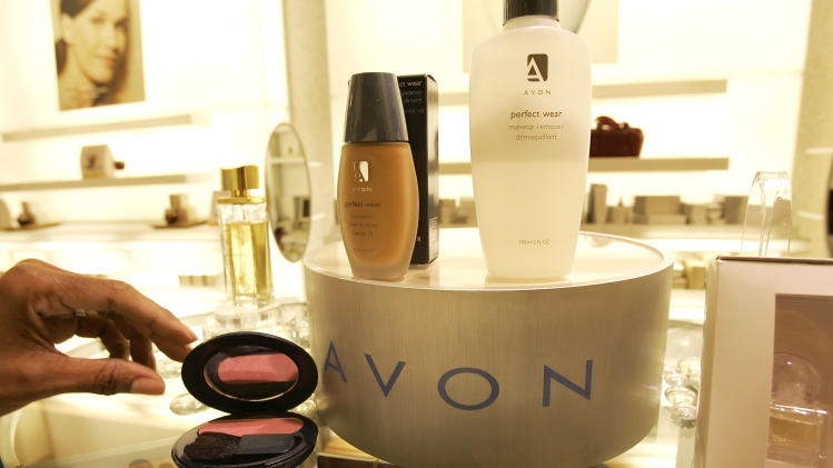 Avon slams door on Coty's $10 billion offer