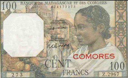 comoros currency