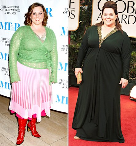 How Melissa McCarthy's Style Has Changed