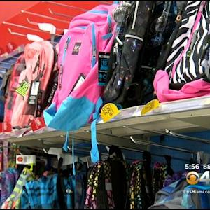 Back-To-School Sales Tax Holiday Starts Friday