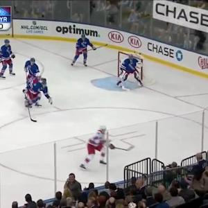 Carolina Hurricanes at NY Rangers Rangers - 10/16/2014