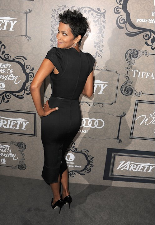 Halle Berry, espectacular