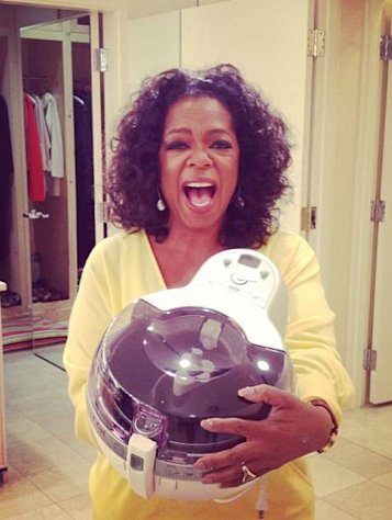 Oprah Winfrey -- Instagram