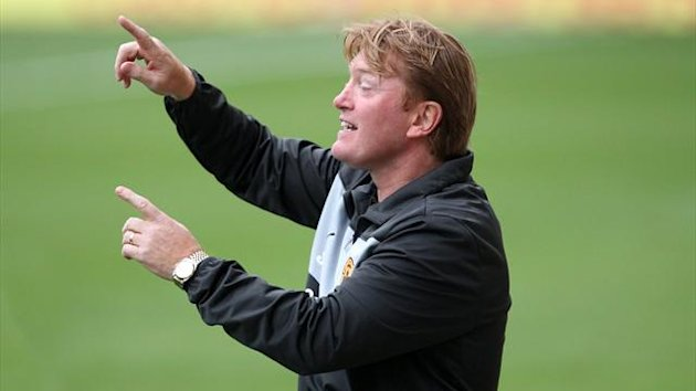 Stuart McCall knows he will lose one player in January but doesn't want to see any more than that leave the club