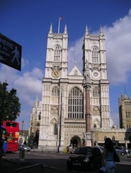 Westminster Abbey, celebrities will gather for the Royal Wedding on April 29th