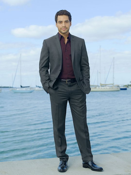Ramon Rodriguez stars as Bosley &quot;Charlie's Angels.&quot; 