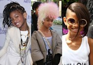 Les folies capillaires de Willow Smith