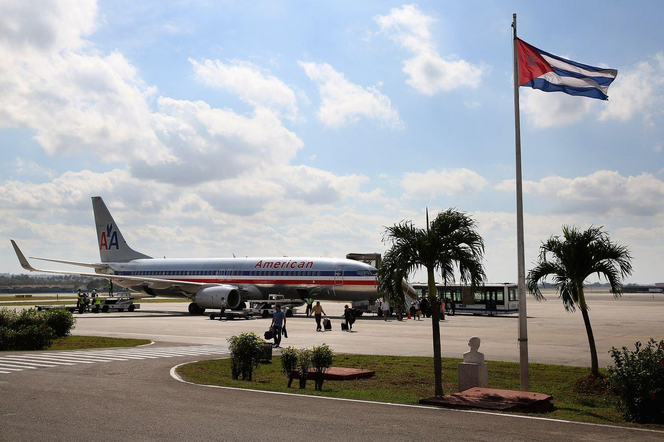 US airlines will offer regularly scheduled service to Cuba this year