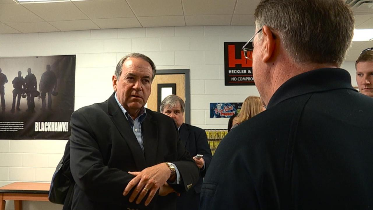 Mike Huckabee 2016 Candidacy Expected to Become Official