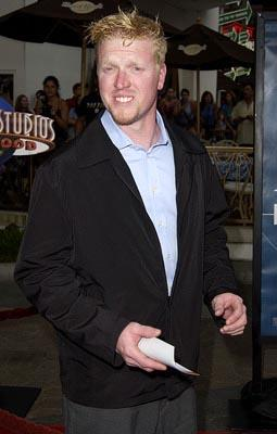 Jake Busey at the LA premiere of The Bourne Identity