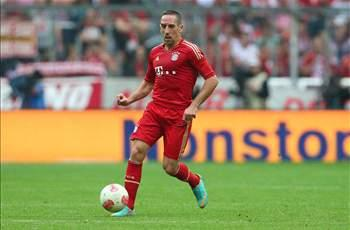 Ribery: Bayern's failure to beat Valencia not a catastrophe
