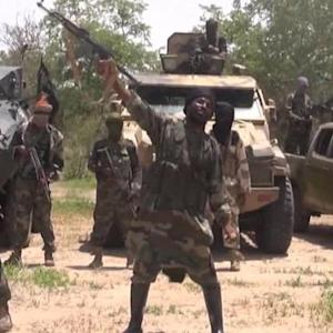 Boko Haram caps violent week with church bombing