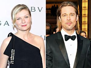 "Kirsten Dunst: Kissing Brad Pitt Was ""Disgusting"" in Interview With the Vampire"