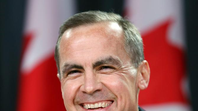 UK picks Canadian to lead Bank of England