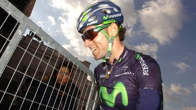"Alejandro Valverde said conditions were ""inhuman"" (Imago)"