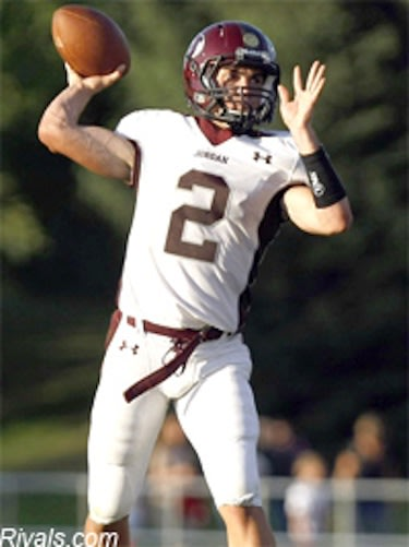 Junior superstar QB Austin Kafentzis passed for 4 TDs hours after his grandmother's death — Rivals.com