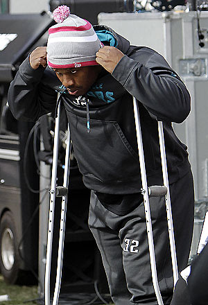 MJD Jaguars injured