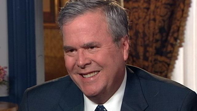 Jeb Bush Calls His Father the 'Best Man I've Ever Met'