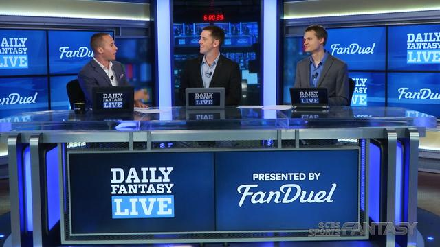 Daily Fantasy Live 6/29: 3 Things to know