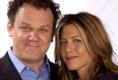John C. Reilly and Jennifer Aniston The Good Girl Sundance Film Festival 1/12/2002