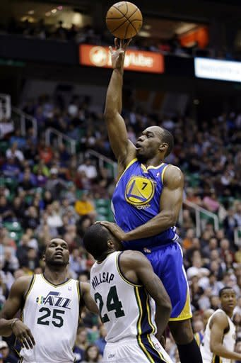 Warriors beat Jazz 94-83