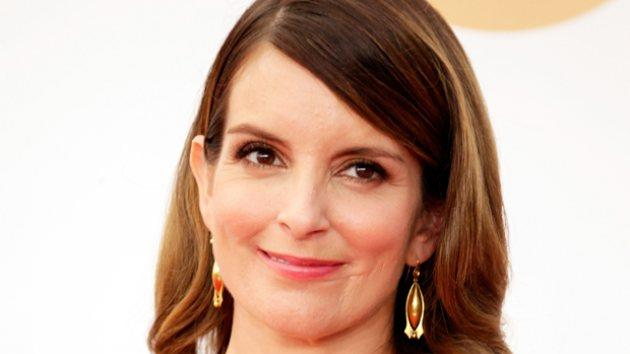 Tina Fey, 2013 -- Getty Images