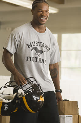 Xzibit in Columbia Pictures' Gridiron Gang