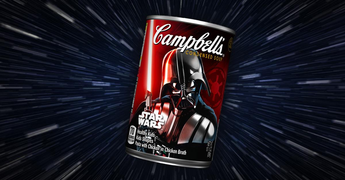 The Force is Strong With This Soup