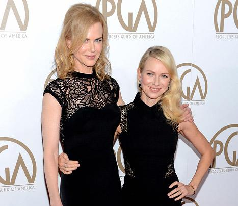 Naomi Watts: Nicole Kidman Kept Me From Giving Up My Acting Dreams