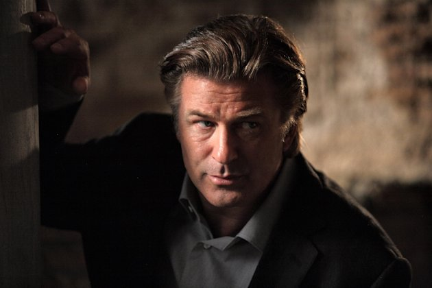 This film image released by Sony Pictures Classics shows Alec Baldwin as John in a scene from &quot;To Rome With Love.&quot; (AP Photo/Sony Pictures Classics, Philippe Antonello)