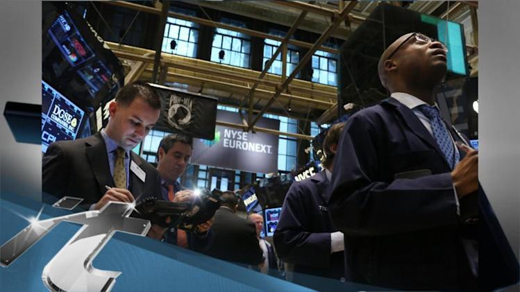 Stock Markets Latest News: Futures Rise in Wake of Payrolls, Ahead of Earnings