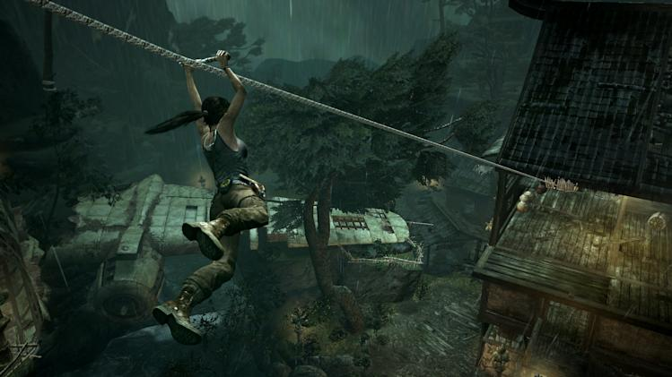 Review: Lara Croft refreshed in new 'Tomb Raider'