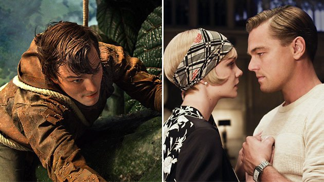 'Jack the Giant Slayer,' 'The Great Gatsby'